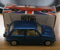 Matchbox Austin Metro Made in UK BNIB