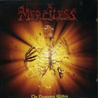 MERCILESS - THE TREASURES WITHIN (LIMITED LP/RE-MASTERED/180G)   VINYL LP NEW!