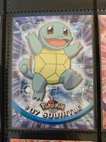 Squirtle #07 Topps 1999 Pokemon TV Animation Edition Series 1