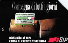 *G 225 C&C 1258 SCHEDA TELEFONICA USATA COMPAGNA 31.12.95 10.000 L. TES