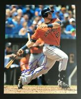 PRESTON TUCKER MLB Houston Astros Baseball Auto Autographed Signed 8x10 Photo