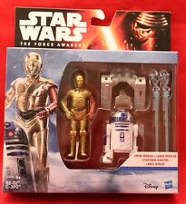 STAR WARS ** Disney/Hasbro**R2-D2 + C-3PO* 4+ * OVP*