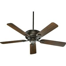 Quorum Barclay Ceiling Fan, Oiled Bronze - 76525-86
