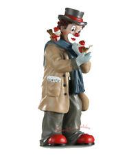 Gilde Clown 10165 Der Winterfreund limitiert Figur d. Jahres 2009 4 Jahreszeiten