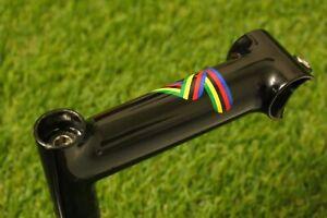 "Spectrum Cycles Fillet Brazed Quill Stem - 1"", 26.0mm, 110mm Custom Hand Built"