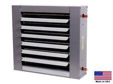 Unit Heater Hot Water Hydronic Commercialindustrial 230000 Btu 5000 Cfm