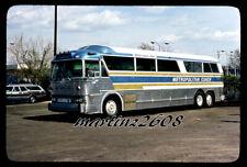 Orig. Bus / Motorcoach Slide Metropolitan Coach 401