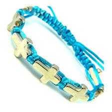 Joyería de color principal azul para hombre