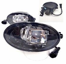 Built-in LED Clear Fog Driving Light Kit For 2009-2011 Honda Civic Sedan 6000k