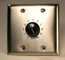 Speaker Volume Control DuKane Model 9A1551A