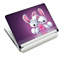 "Rabbit Laptop Sticker Skin Decal Cover For 11.6-15.4"" Sony Toshiba HP Dell Acer"