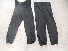1-pr Reebok Premium Baseball Pants Black Youth Medium M