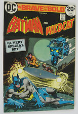 The Brave and the Bold/Batman & Wildcat #110 (DC, 1/74) FN/VF Cardy-a. Nice!!