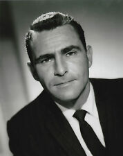 """Twilight Zone""  Rod Serling  8x10 Television Memorabilia FREE US SHIPPING"