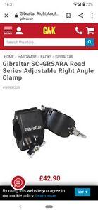 Gibraltar SC-GRSARA Drum  Rack clamp