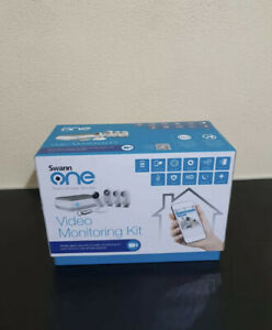 Swann One Video Monitoring Kit HD smartphone controlled BRAND NEW - Free Postage