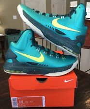 Nike KD V 5 Hulk Green Yellow Splatter BHM Aunt Pearl All Star Nerf Lot 1 2 3 4