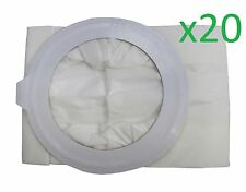 20x Dust bags to suit Nilfisk GD5 Backpack Vacuum Cleaner