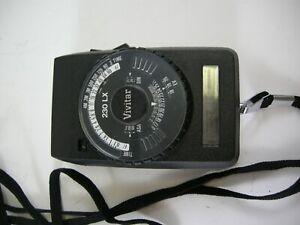 Vivitar 230 LX Light Meter