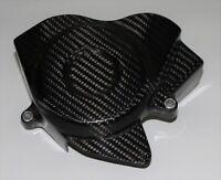 Kawasaki Ninja 650R, ER-6 Sprocket Cover - 100% Carbon Fiber