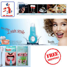 Teeth Whitening Cleaning Bright Smile Tooth Stain Remover 0 Chemical 0 Peroxide