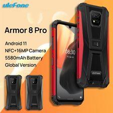 Ulefone Armor 8 Pro IP68 Rugged Phone 6GB+128GB 6.1 inch Android 11 Helio P60