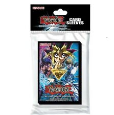 Yu-Gi-Oh DARK SIDE OF DIMENSIONS CARD SLEEVES 50 Pack Yugioh Sized  Protectors