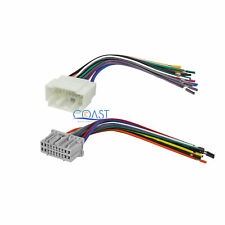 Car Stereo Installation Wire Wiring Harness Set for 1998-up Honda Acura Suzuki (Fits: Acura)