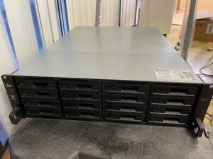 NEW BULK/barely used Synology Rackstation 16 Bay NAS Diskless RS4017xs+ storage