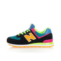 SNEAKERS UOMO NEW BALANCE LIFESTYLE 574 ML574MA2  Multicolor