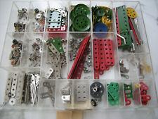 Merkur Metallbaukasten Teilesammlung 340
