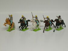 Britains ACW Confederate Cavalry   54mm 1/32 Vintage Soldiers Wargame
