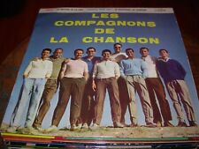 "COMPAGNONS DE LA CHANSON venus ( world music ) 7""/45 picture sleeve"