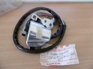 HONDA GENUINE NOS LEFT SWITCH 35200-149-013 CB50J XL75