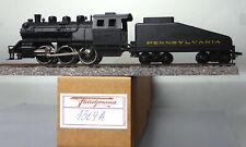 """Fleischmann 1304AC; US-Schlepptenderlok """"Pennsylavia"""" mit Schrägtender /P493"""