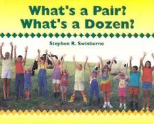 Whats a Pair? Whats a Dozen?