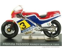 1/24 HONDA NS500 RANDY MAMOLA 1984 MOTO GP BIKE IXO ALTAYA DIECAST