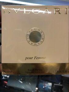 Bvlgari Pour Femme for Women 1.7 oz 50 ml EDP Eau de Parfum by Bulgari * SEALED