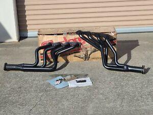 NOS Cylcone Big Block Chevy Headers Chevelle, Camaro, Firebird 396, 427, 454 WOW