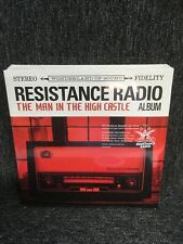 Resistance Radio:The Man In The High Castle Album Brand New Sealed 2 X Vinyl Lp