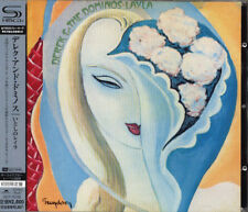 Derek And The Dominos‎– Layla And Other Assorted Love Song-CD SEALED WITH OBI