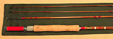 Montague Flash Bamboo Fly Rod - 9' with Two Tips