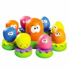 TOMY Bath Toy Aquafun Octopals Kids Tub Water Play Toy Bathing Playset Age 1