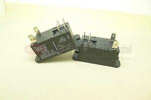 T92S7D22-18 Power Relay 30A 18VDC 6 Pins x 2pcs