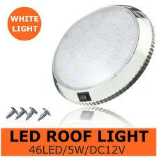 46LED Ceiling Cabin Lights DC12V Caravan Campervan van Trailer Interior Lamp GC