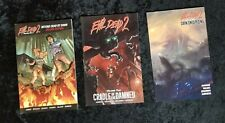 !Quarantine Sale! Lot Set of 3 Tpb's Evil Dead 2 Vol 1, 2, & 3