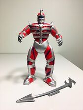 Power Rangers Lord Zedd Action Figure 8.5? Evil Space Rangers W/ Sword