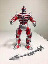 Power Rangers Lord Zedd Action Figure 8.5? Evil Space Rangers W/ Sword