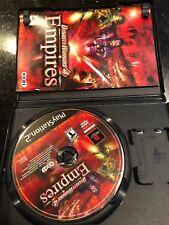 Dynasty Warriors 4: Empires (Sony PlayStation 2, 2004)