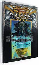 Dungeons & Dragons SIGNORI DELLA FOLLIA IL LIBRO DELLE ABERRAZIONI 2006 D&D 3.5